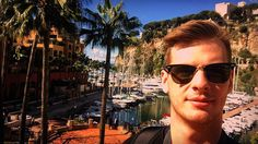 #Fontvieille Memories from Fontvieille Harbour, miss the heat of the south ! I'd kill for such a weather here in #ClermontFerrand ☀️ #french#boy#sun#sunny#summer#monaco#chill#sea#rayban#men#l4l#love#latergram#beach#casino#clf by antholft from #Montecarlo #Monaco