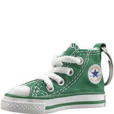 Green Chuck Taylor Sneaker Keychain : Converse Keychains | Converse.com