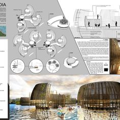 These winning ideas offer floating solutions to aid Cambodia's Tonlé Sap Lake community Floating Architecture, Water Architecture, Architecture Concept Diagram, Architecture Presentation Board, Architecture Portfolio, Amazing Architecture, Parasitic Architecture, Sustainable Architecture, Floating House