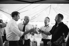 Cheers! We made it to Hump Day! For this #weddingwednesday I would like to toast to the fabulous farm wedding celebrating the union of Ashley  Nick at The Homestead in Lyman ME and invite you to relive the day by checking out the latest blog post. Come see what all the fun was about #mainewedding #realwedding  . . . #farmwedding #BarnWedding #MaineWedding #MaineBarnWedding #WeddingDetails #RealMaineWeddings #LoveIntentionally #IndieWedding #WeddingPhotoMag #GettingMarried #TieTheKnot…