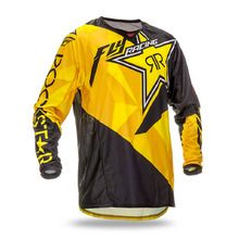 Fly Racing Kinetic Rockstar Mens Off Road Dirt Bike Racing Motocross Jer  Off Road Dirt Bikes bfc7430e2