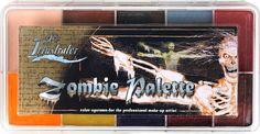 PPI Premiere Products Inc. — Skin Illustrator Zombie Palette