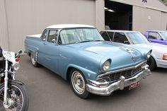 Australian 1956 Ford Mainline Ute