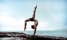 With incredible strength and a healthy dose of inspiration, these 10 yogi dudes show us that steady practice, persistence, and positivity can yield some am