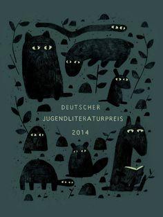 poster by Jon Klassen.