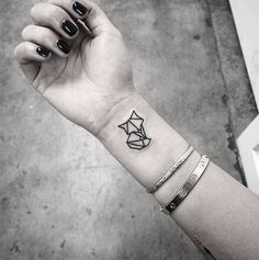 40 Cute Tiny Tattoos To Ink In 2015 | http://art.ekstrax.com/2015/09/cute-tiny-tattoos-to-ink-in-2015.html