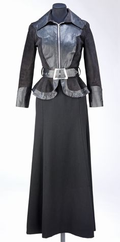 Jacket and Maxi-Skirt, Ossie Clark, about 1967