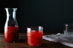 Cranberry-Apple Shrub recipe on Food52