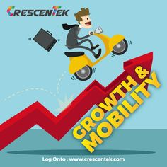 Want to see your company ride the pinnacle of corporate growth? Come to #Crescentek where we offer you reliable services such as #MopbileAppDevelopment and #DigitalMarketing.