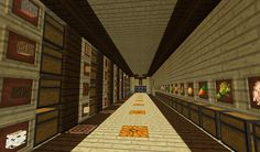 Minecraft Storage Room - Minecraft World Big Minecraft Houses, Minecraft Farm, Minecraft Modern, Minecraft Castle, Minecraft Medieval, Minecraft Plans, Amazing Minecraft, Minecraft Construction, Minecraft House Designs
