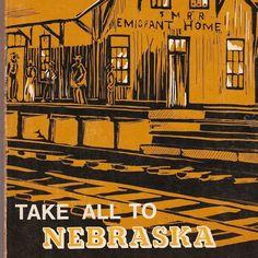 Take All To Nebraska Winther Grimsen Danish Immigrant Denmark USA Frontier Book