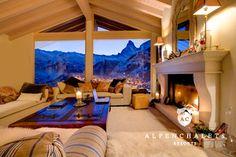 Luxuschalet Giant Zermatt - Hüttenurlaub in Zermatt mieten - Alpen Chalets & Resorts