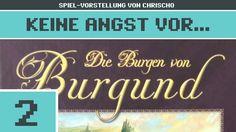 DIE BURGEN VON BURGUND   Kartenspiel SOLO sutsche erklärt   Teil 2