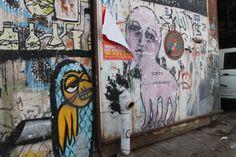 Street art   Tel Aviv, Israel