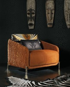 Large Furniture, Furniture Styles, Unique Furniture, Furniture Design, Luxury Decor, Luxury Interior, Sofa Chair, Armchair, Luxury Furniture Brands
