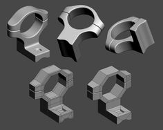 FAQ: How u model dem shapes? Hands-on mini-tuts for mechanical sub-d AKA ADD MORE GEO - Page 129 - Polycount Forum