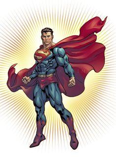 Superman by David Yardin