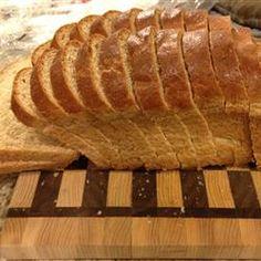 Simple Whole Wheat Bread Allrecipes.com