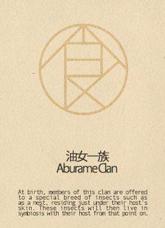 Aburame Clan - Naruto Shippuden