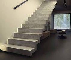 Resultado de imagen para escaleras modernas de concreto