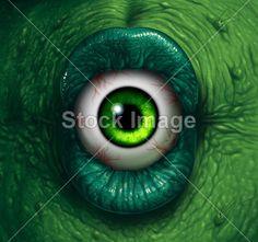 Monster Eye Concept
