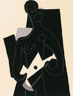 Femme à la guitare, 1924 Pablo Picasso