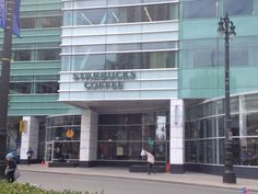 Starbucks moved right #downtown #detroit #cute #coffee #wired