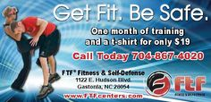 Get Fit and Be Safe