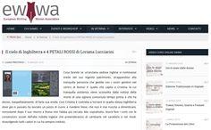 La European Writing Women Association (Ewwa) ha inserito due miei libri nella loro vetrina. Sono davvero orgogliosa di far parte di questa associazione! Grazie a tutte, davvero <3 Guarda il link