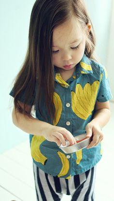 Ae-hem Banana Shirt (3C)