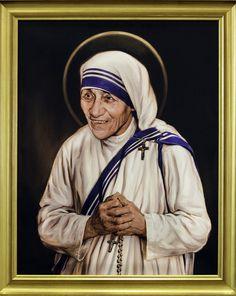 "https://flic.kr/p/LJURXE | Saint Teresa of Kolkata | ""God, who called…"