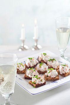 Wasabi-lohitahna | K-ruoka #joulu #alkupala