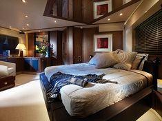 Predator 92 Yacht interior design