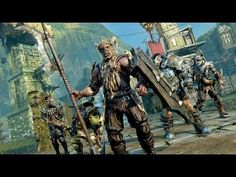 Lord of the Hunt DLC Trailer - Middle-earth: Shadow of Mordor - YouTube