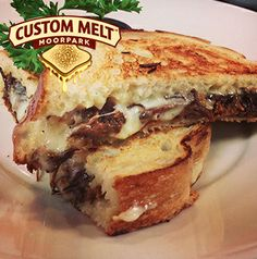 Have you eaten at our sister restaurant, Custom Melt? The well melted sandwich possibilities are endless and delicious! Custom Melt: Facebook: https://www.facebook.com/custommelt, twitter: https://twitter.com/CustomMelt, Pinterest: http://www.pinterest.com/custommelt.