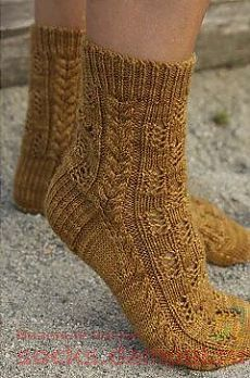 örgü çorap