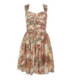Porcelain Dress, Women, Dresses, AllSaints Spitalfields
