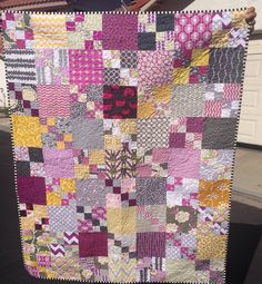 Last of the Penny Patch Quilts | Flickr - Photo Sharing!