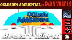 OCLUSIÓN AMBIENTAL EN C4D Y VRAY 1.9