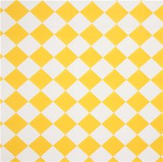 another fabric wallpaper option:)))))yellow white checkered Michael Miller fabric from the USA 2