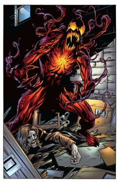 Ultimate Spider-Man Issue - Read Ultimate Spider-Man Issue comic online in high quality Ultimate Spider Man, Ultimate Marvel, Ultimate Spiderman Carnage, Marvel Comics Art, Marvel Comic Books, Comic Books Art, Book Art, Marvel Villains, Marvel Heroes