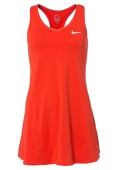 #Nike #Performance #PURE #Sportkleid #light #crimson/white für #Damen -
