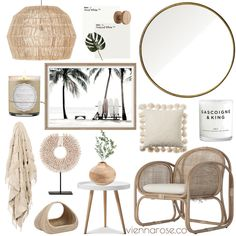 Mood Board View this Interior Design Mood Board and more designs by Vienna Rose Styling on Style Sourcebook Quirky Home Decor, Natural Home Decor, Indian Home Decor, Fall Home Decor, Luxury Homes Interior, Home Interior, Interior Design, Interior Plants, Interior Modern