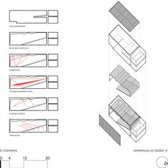 Cinta lineal continua recomendados arquitectura chilena ampliacion 2