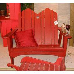Outdoor Uwharrie Original Two-Seater Settee - 1051-041P
