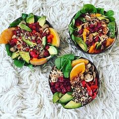 Buddha bowl party in @coconutbowls😍💚🌴 This is perfect!🍃🍃🍃 . 📷@nourish_naturally 😊✌️ . Feel the tropics in @coconutbowls. Check them out at www.coconutbowls.com🌴 #coconutbowls #ecofriendly #veganeats #veganlife #wholefoods #veganbowl #foods4thought #beautifulcuisines #onthetable #heresmyfood #smoothie #bbgcommunity #vegan #whatveganseat #feedfeed #nourish #bbggirls #foodie #foodphotographer #buzzfeedfood #huffposttaste #inthekitchen #vegansofig #veganfoodshare #veganism #rawfoods…