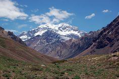 Aconcagua Mountain, good morning