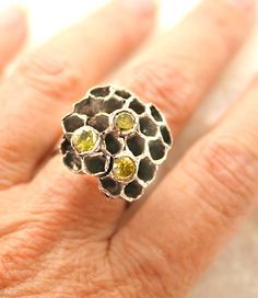Wasp Nest Jewelry! Call A1 Bee Specialists in Bloomfield Hills, MI today at (248) 467-4849 to schedule an appointment if you've got a stinging insect problem around your house or place of business!