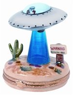 Take me to your leader.. to your genuine, handcrafted Limoges artist!