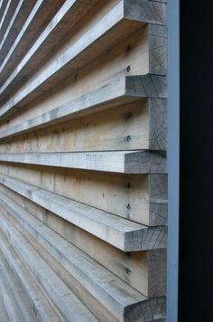 alternating wood texture